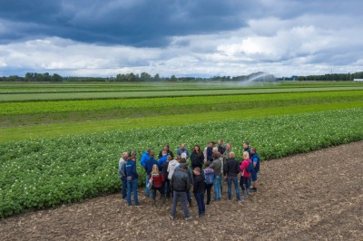Masterclass Strokenteelt inspireert tot samenwerking innovatieve boeren