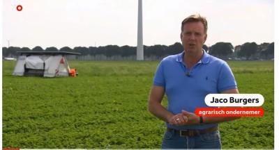 Jaco Burgers vertelt over kansen robotisering in de landbouw